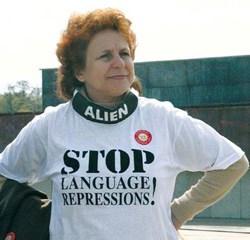 Татьяна Аркадьевна Жданок – Сопредседатель PCTVL
